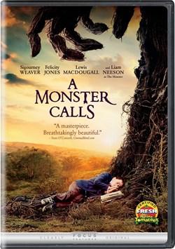A Monster Calls [DVD]