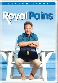 Royal Pains: Season Eight [DVD]