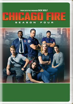 Chicago Fire: Season Four [DVD]