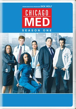 Chicago Med: Season One [DVD]