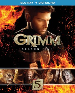 Grimm: Season 5 [Blu-ray]