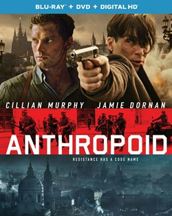 Anthropoid (with DVD) [Blu-ray]
