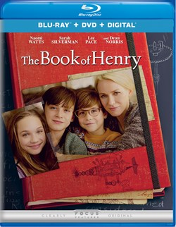 The Book of Henry (with DVD) [Blu-ray]