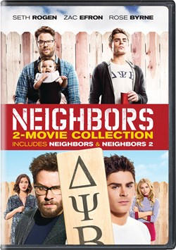 Bad Neighbours/Bad Neighbours 2 [DVD]