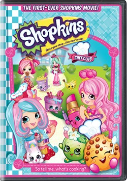 Shopkins: Chef Club [DVD]