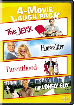 The Jerk/Housesitter/Parenthood/The Lonely Guy [DVD]