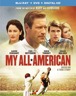 My All American (with DVD) [Blu-ray]