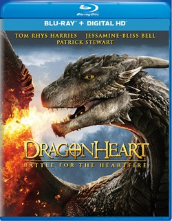 Dragonheart - Battle for the Heartfire [Blu-ray]