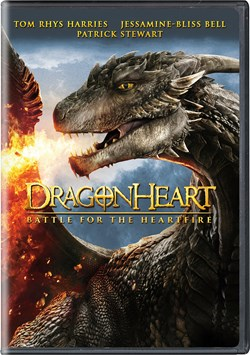 Dragonheart - Battle for the Heartfire [DVD]