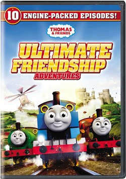 Thomas & Friends: Ultimate Friendship Adventures [DVD]