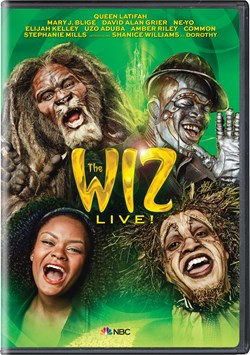 The Wiz Live! [DVD]