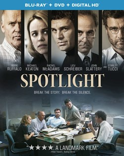 Spotlight (with DVD) [Blu-ray]