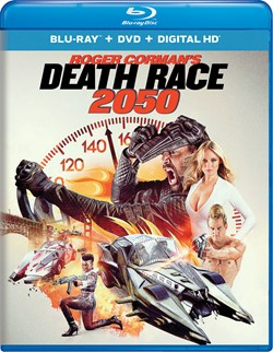 Roger Corman's Death Race 2050 (with DVD) [Blu-ray]
