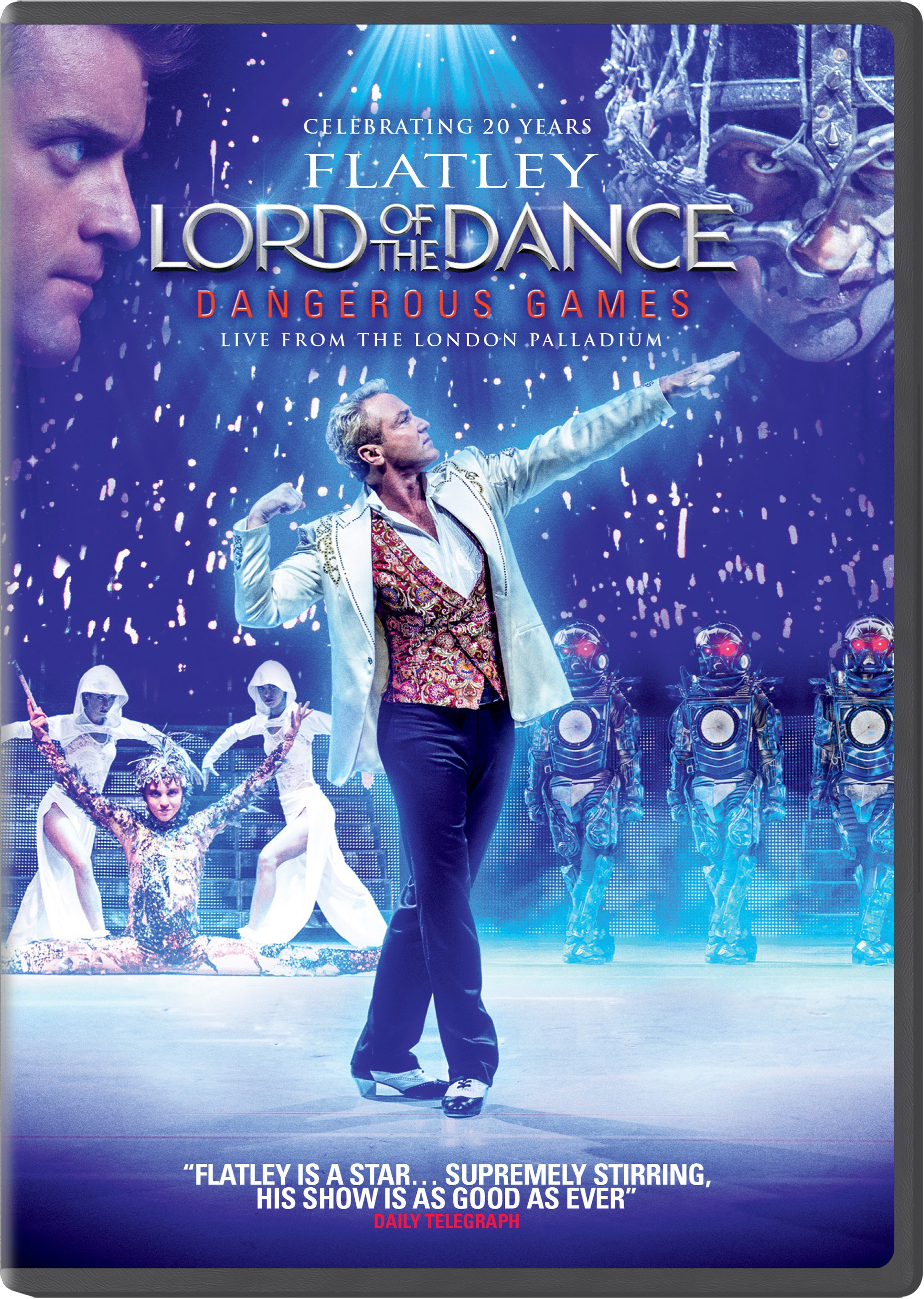 Lord of the Dance: Dangerous Games [DVD]