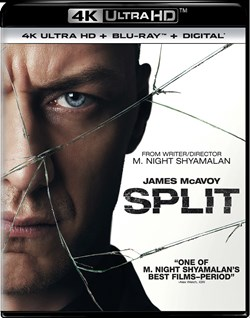 Split (4K Ultra HD) [UHD]