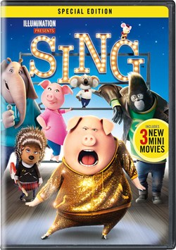 Sing (Special Edition) [DVD]