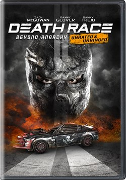 Death Race: Beyond Anarchy [DVD]