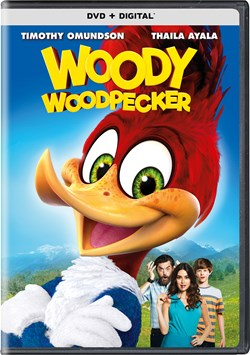 Woody Woodpecker [DVD]