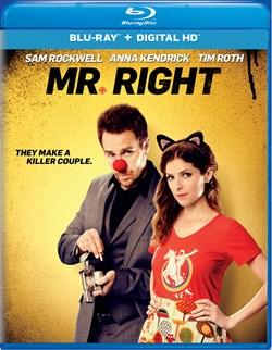 Mr. Right [Blu-ray]