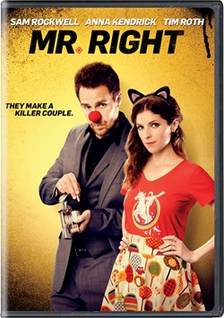 Mr. Right [DVD]