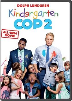 Kindergarten Cop 2 [DVD]