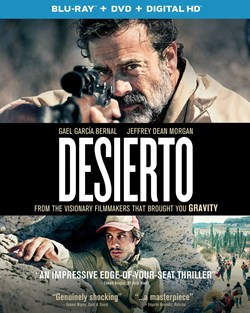 Desierto (DVD + Digital) [Blu-ray]