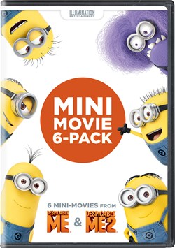 Despicable Me: Mini-movie Collection [DVD]