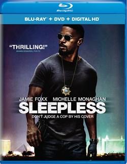 Sleepless (with DVD) [Blu-ray]