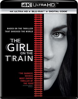 The Girl On the Train (4K Ultra HD) [UHD]