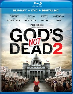 God's Not Dead 2 (with DVD) [Blu-ray]