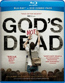 God's Not Dead (with DVD) [Blu-ray]