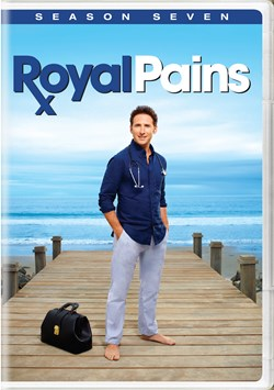 Royal Pains: Season Seven [DVD]
