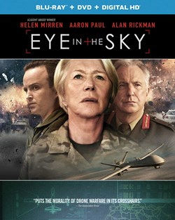 Eye in the Sky (with DVD) [Blu-ray]