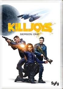 Killjoys: Season One [DVD]