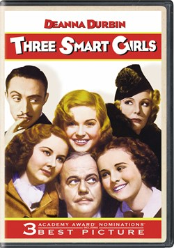 Three Smart Girls [DVD]