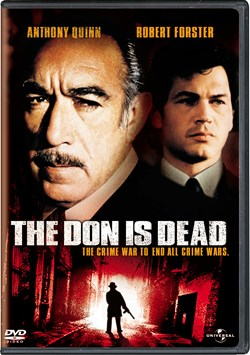 The Don Is Dead [DVD]