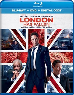 London Has Fallen (with DVD) [Blu-ray]