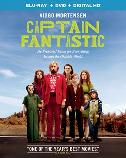 Captain Fantastic (with DVD) [Blu-ray]