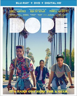 Dope (with DVD) [Blu-ray]