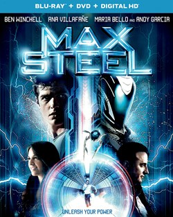 Max Steel (with DVD) [Blu-ray]