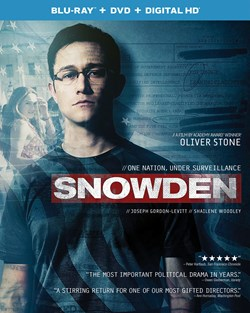 Snowden (with DVD) [Blu-ray]