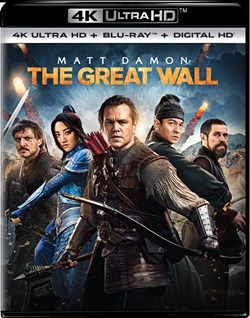 The Great Wall (4K Ultra HD) [UHD]