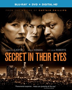 Secret in Their Eyes (with DVD) [Blu-ray]