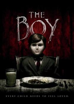 The Boy [DVD]
