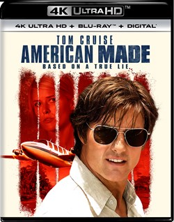 American Made (4K Ultra HD) [UHD]