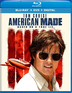 American Made (with DVD) [Blu-ray]