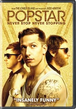 Popstar - Never Stop Never Stopping [DVD]