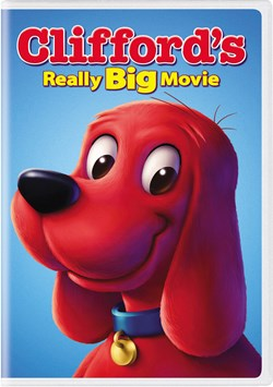 Clifford's Really Big Movie [DVD]