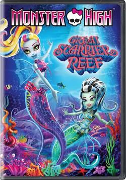 Monster High: Great Scarrier Reef [DVD]
