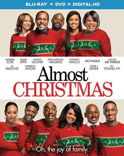 Almost Christmas (with DVD) [Blu-ray]